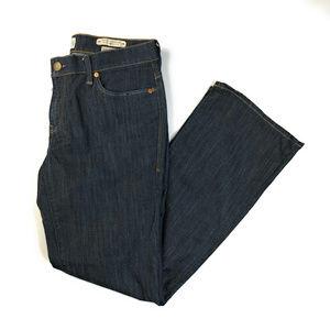 Mavi Molly Dark Wash Classic Bootcut Jeans Sz 32